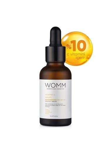 Womm Cosmetic C Vitaminli Antioksidan Serum Renksiz